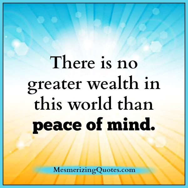 Peaceful Mind Peaceful Life Quotes Awesome Having A Peaceful Mind  Mesmerizing Quotes