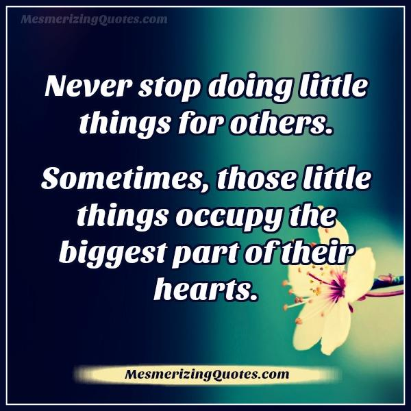 never-stop-doing-little-things-for-others