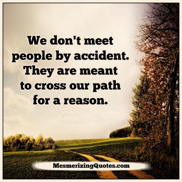 You Meet Someone For A Reason Quotes: Not Everyone Whom Comes Into Your Life Is Meant To Stay
