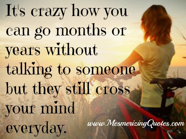 Quotes About Someone Passing Away Someone still cross your mind